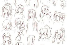 hair anime