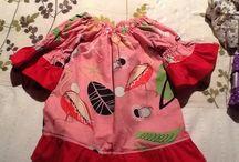 Kids clothing I've made  / Few dress I've made