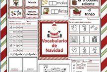 Español Navidad