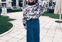 Hijab & Skirt
