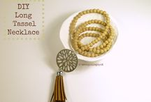 DIY - jewelry pieces & accessories