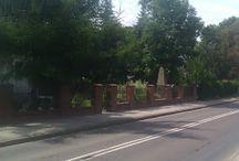 Obelisk Nowosielskich 1820 w Brwinowie