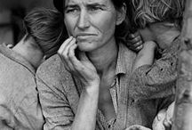 1930's, Great Depression and Dust Bowl years / by Laura
