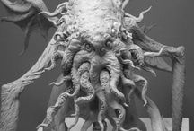 Lovecraftian / You can never have too many tentacles.