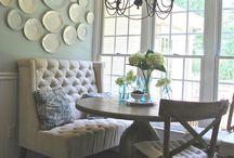 New House: Breakfast Room