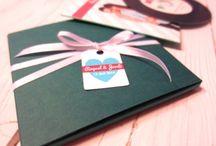 invitaciones de boda / by wearejamm studio
