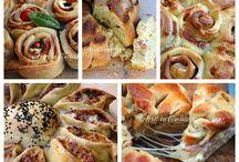 Pizze rustiche / Pizze rustiche particolari