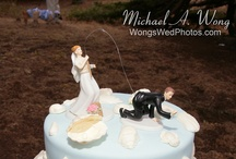 Wedding CAKES & Toppers / Favorite Wedding Cakes and Cake Toppers.