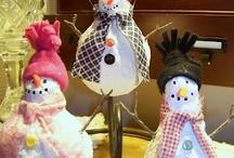 winter crafts / by Tonya Richardson