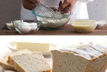 Gluten free baking secrets