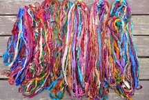 Yarns in my stash / by Crochetbug