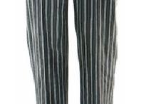 Pantalones para Cocina / Pantalones para cocineros, recomendado para bares, restaurantes, hoteles, tejidos confeccionados para fácil lavado. Telf. 955114744