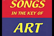 Arted - Songs for Art / by Marianne Griffith