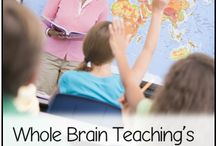 Whole Brain Teaching / by Stephanie Lerch