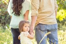 family pictures / by Linda Beckman