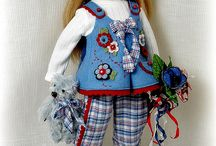 D.E. dolls / Maru & friends