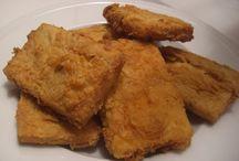 Kitchen - tofu, seitan & 'meat' / by seafoamgreen