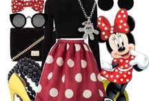 Minnie Mouse fashion