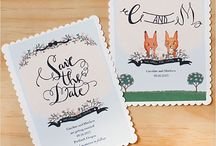 WEDDING - Stationery
