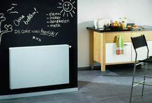 Rooms - decorative radiators