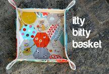 Quilt - Baskets