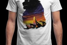 Fabulous clothes / Mostly funny shirts