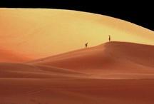 Sand dunes - world