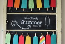 Summer Fun Ideas / Ideas for your best Summer. / by Kami Bigler * NoBiggie.net
