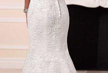 Dream wedding dress ☁️