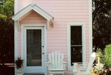 cottages / by Debbie Jeffries