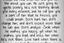 Quotes / by Amber Hibbs