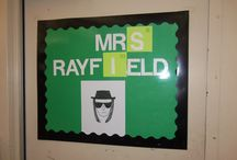 My classroom / by Tanya Rayfield