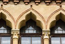 Italian architectural details