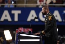 Sheriff David Clarke Says the DNC 'Seems to Be About Embracing Criminality'
