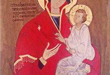 Πυρογραφία Εικόνες Pyrography orthodox icons