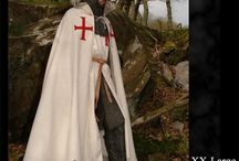 The Order of The Templars / The Knights Templar, Symbols, Images & Stories