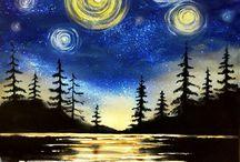 Paint Night Possibilities