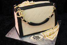 Handbags cakes