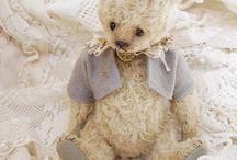 Teddy beren.
