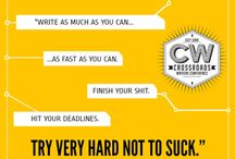 Ah, writers!!! (cose da scrittori)