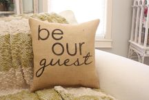 Guest Bedroom / by Gabrielle Lussier