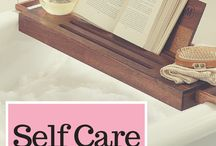 Simple Self Care / Self care, self development, personal development, change your life, personal growth, ways to cope, mental health, pamper yourself, live simply.