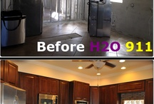 Before and After Pics from H2O 911 Restoration / www.H2o911.com