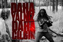 TWDTURKİSH SEASON 4 ÖZEL SPOT COVER / The Walking Dead 4. Sezon da Hazırladığız Özel Shotlar
