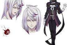 Diabolick lovers more blood / Bros.  Sakamaki  Mukami