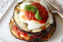 Recipes for Eggplant