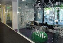 office- vitrophanie design