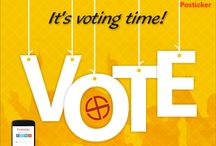It's Voting Time / 0