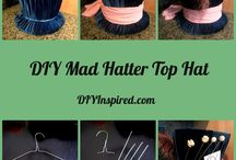 mad hatter ideas