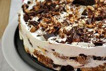 τούρτα πραλινα φουντουκιού